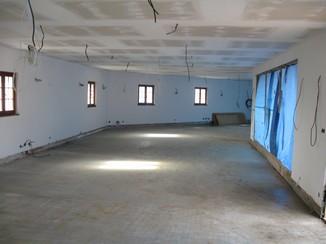 Litý beton podlaha